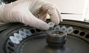 سانتریفیوژ توبولار ویژه تولید داروهای نوترکیب و واکسن رونمایی شد