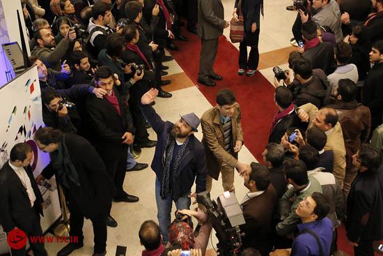 اختتامیه سی و سومین جشنواره فیلم فجر + تصاویر