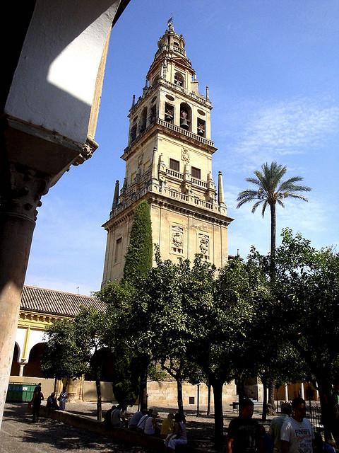 مسجد مشهور قرطبه در اسپانیا + تصاویر
