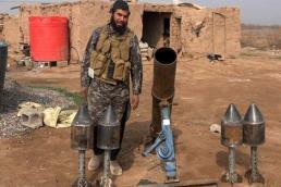 سلاحهای دست ساز گروه تروریستی داعش+ تصاویر