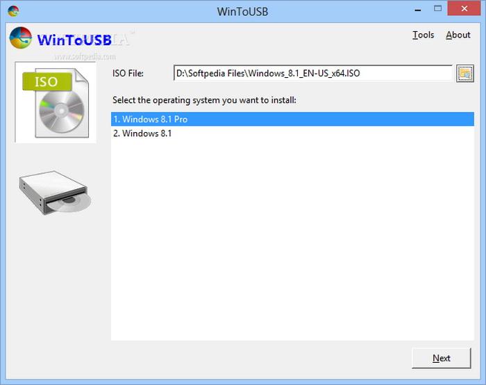نصب ویندوز قابل حمل