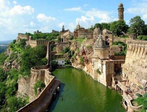 2983343 359 قلعه چیتورگار در هند + تصاویر