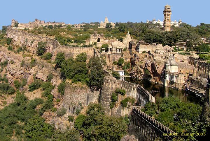 2988433 388 قلعه چیتورگار در هند + تصاویر