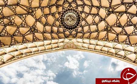 سرای زیبای عامری ها، کاشان + تصاویر/////ساعت 18.30 منتشر شود