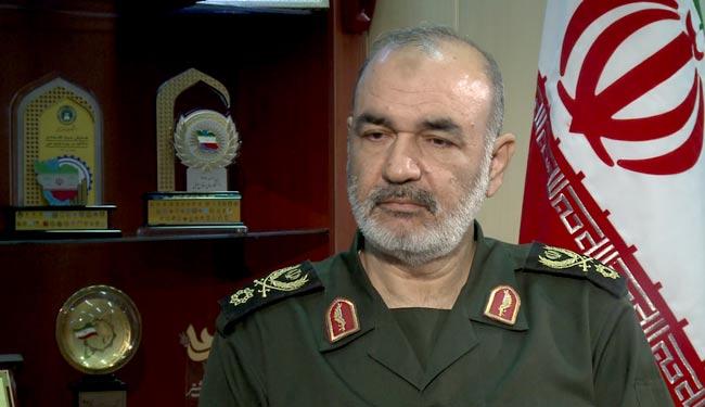 سردار سلامی: سپاه و حزب الله هیچ عملی را بدون پاسخ و انتقام رها نمیکنند/ هر اقدام اسرائیل ریشه در استراتژی آمریکا دارد
