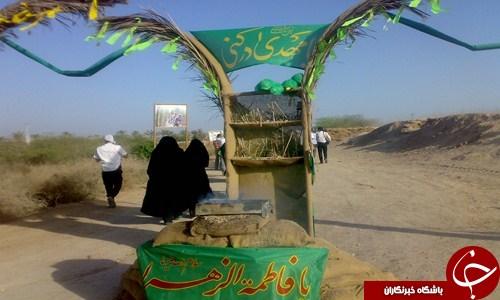 آثار طولانیترین بمباران تاریخ ایران /حمله 54 فروند جنگنده دشمن