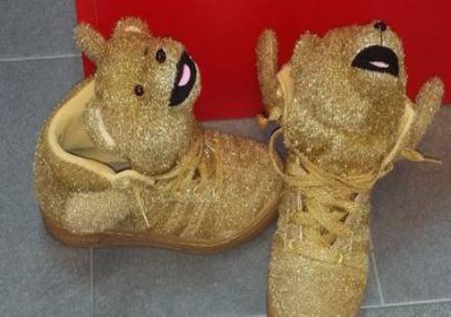 کفشهای عروسکی آلوز+ عکس