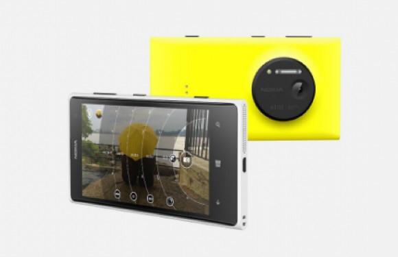 لومیا ١٠٣٠ با دوربینی فوق العاده عرضه خواهد شد