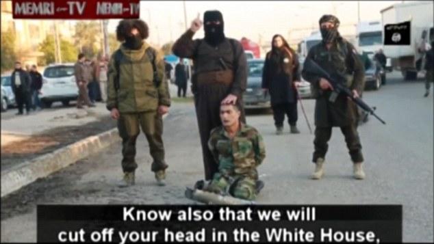 داعش: سر