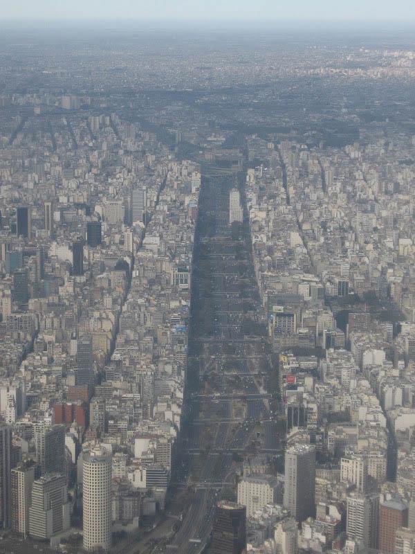 عریضترین خیابان جهان + تصاویر