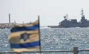 کشتیهای جنگی اسرائیل آبهای منطقهای لبنان را نقض کردند