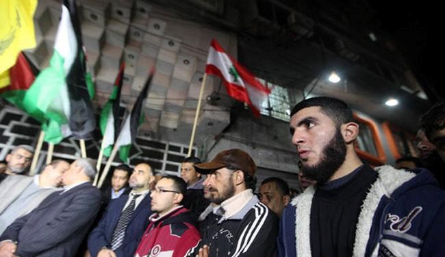 شیرینی عملیات حزبالله علیه صهیونیست ها درغزه+ تصاویر