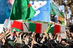 3013178 249 کرمان میزبان سه شهید گمنام است