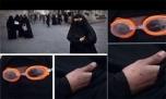 مأموران مرد بحرین زن شدند! +عکس