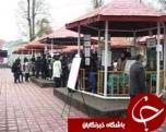 برپایی بازارچه نیکوکاری در گیلان