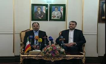امیرعبداللهیان در گفتگو با باشگاه خبرنگاران: وزارت اطلاعات طی اقداماتی پیچیده