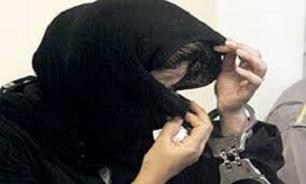 ناهید کف زن و همدستش دستگیر شدند/ سرقت یک کیلو طلا از کیف فروشنده جواهرات