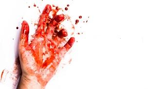 3025844 748 قتل مرد 30 ساله با ضربات مشت و لگد/ هوشیاری نگهبان جلوی فرار قاتل را گرفت