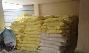 3026994 976 کشف بیش از 9 تن آرد غیرمجاز از یک دستگاه کامیون در نیشابور