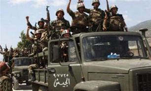 3029544 134 تسلط ارتش سوريه بر ميدان نفتی جزل/ آزادی یک روستا از دست تروريستها