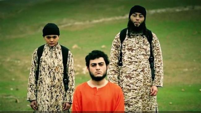 داعش مدعی شد که جاسوس موساد را اعدام کرده است