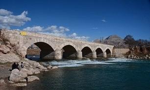 3037110 167 پل قوزیوند پلی تاریخی درنزدیکی شهر بیستون