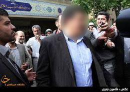 احضار «م.ه» برای ابلاغ حکم به دادگاه انقلاب