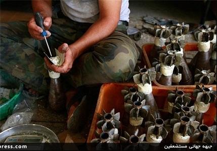 کاردستیهای عجیب تروریستهای سوریه+تصاویر
