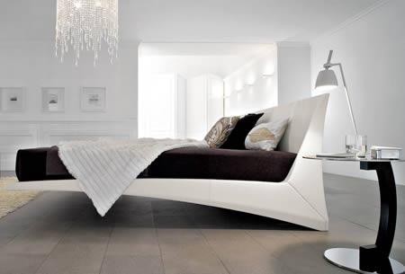 عجیبترین طراحیها برای تخت خواب + تصاویر