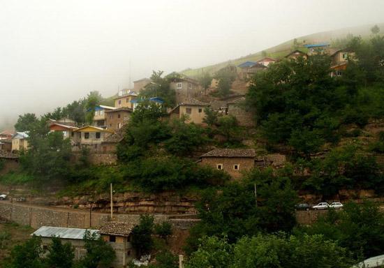 روستای 4هزار سالهای که در بین کوهها خود را پنهان کرده است