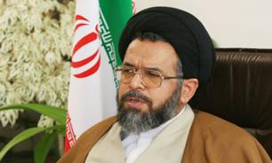 سخنرانی وزیر اطلاعات در جمع عشایر به زبان عربی