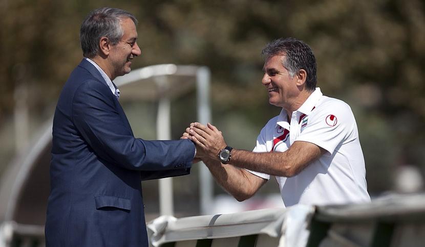 کفاشیان از کنارهگیری سرمربی تیم ملی خبر داد