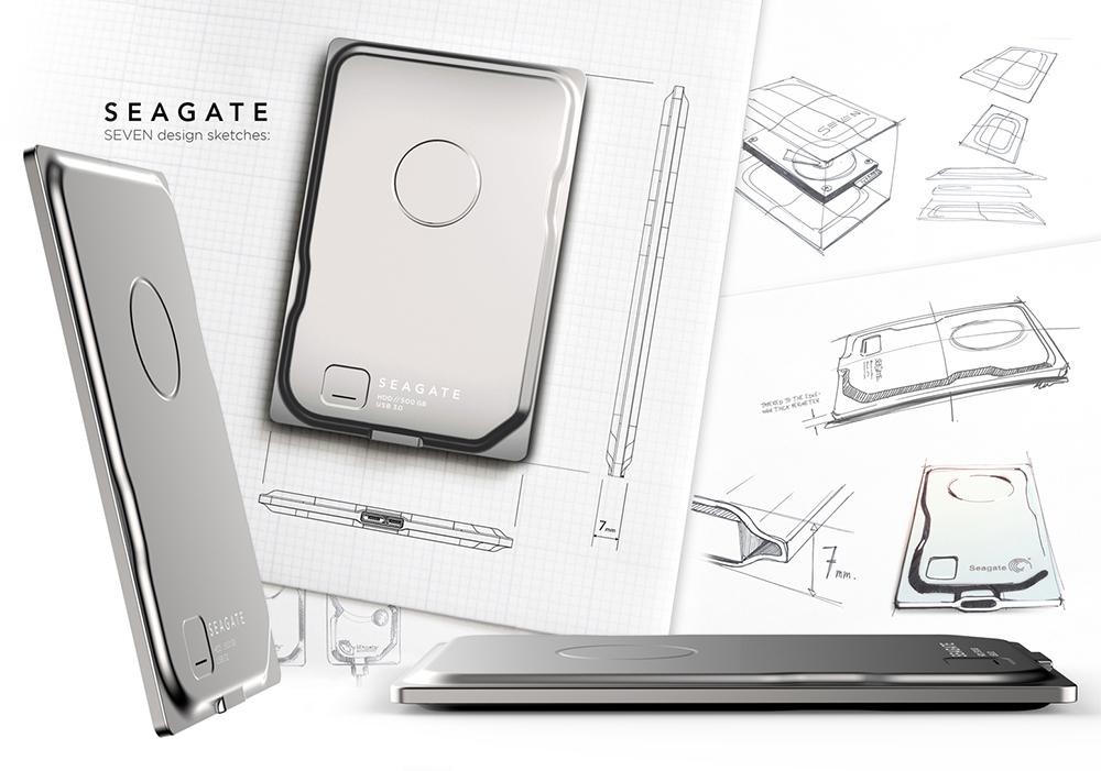 Seagate seven، شاهکار جدید در دنیای ذخیره سازی