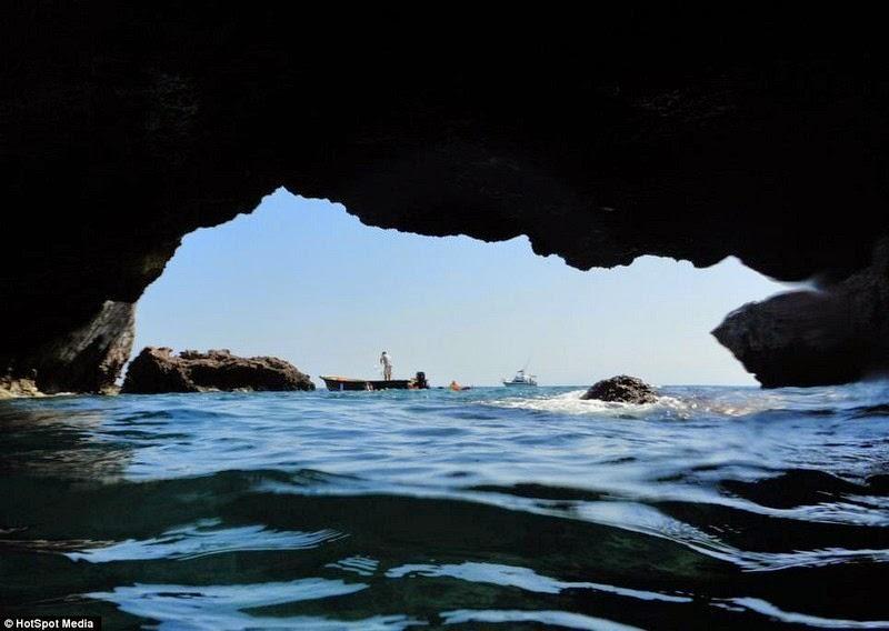 ساحل مخفی + تصاویر