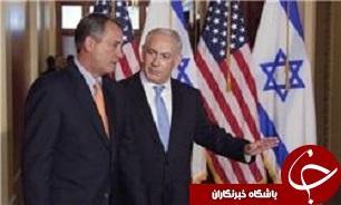 دیدار نتانياهو با رهبران دموکراتها و جمهوری خواهان سنای امريکا