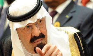 وضع جسمانی بسیار وخیم پادشاه سعودی/ عربستان در حالت آمادهباش