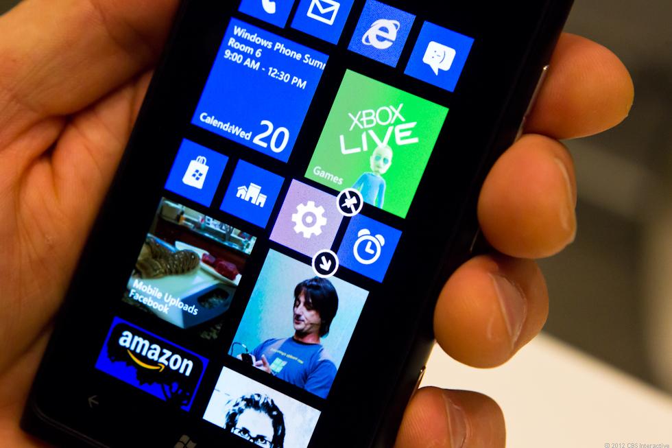 آموزش انتقال تمام اطلاعات از گوشی موبایل اندروید و آیفون به ویندوزفون