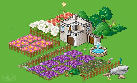 مزرعه شادی ، یک بازی جذاب ایرانی + دانلود