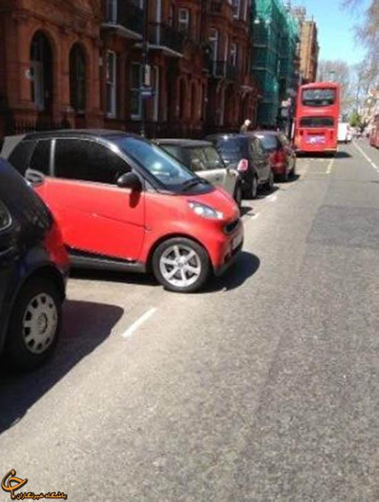 عکس های جالب و زیبا عکس خنده دار پارک خودرو اخبار جالب