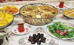 تغذیه: با این 5 توصیه از سحر تا افطار توانمند باشید