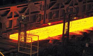 رشد ۱۰ درصدی تولید فولاد خام ایران
