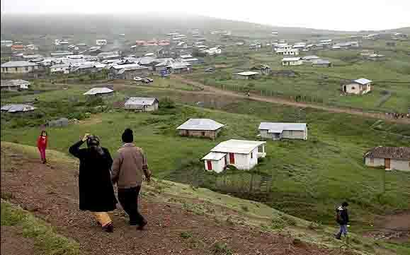 عکس های جالب و زیبا روستای ایستا اخبار جالب