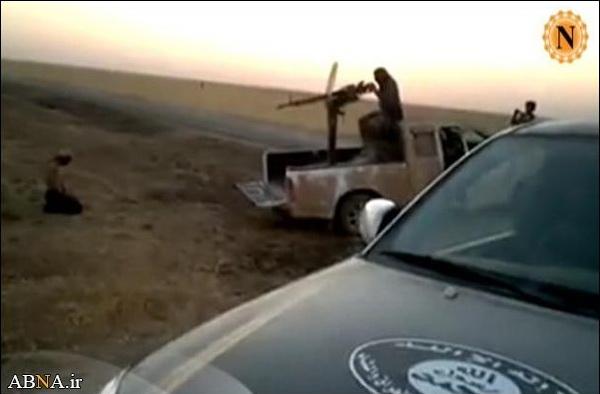 وحشیانهترین شیوه اعدام توسط داعش