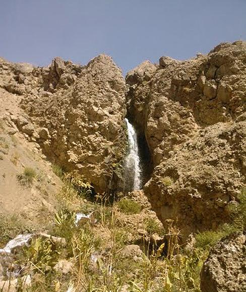 2579177 570 - آبشاری زیبا و دیدنی در نزدیکی تهران + تصاویر