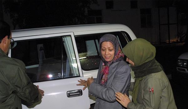 مسعود رجوی مریم رجوی زنان حرمسرا تجاوز جنسی به زور