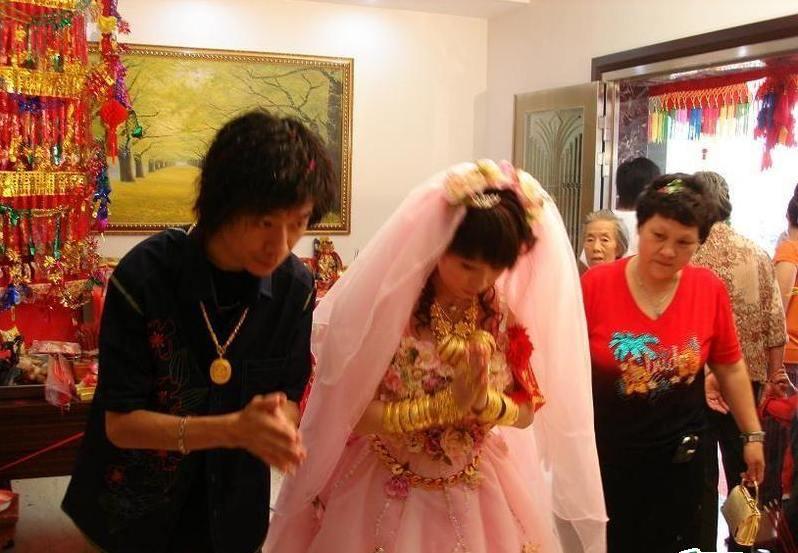 لباس عروسی عکس عروسی عروس زیبا دختر چینی اخبار جالب