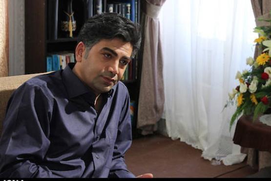 گریم عجیب فرزاد حسنی