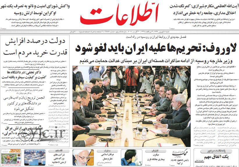 2550439 245 صفحه اول روزنامه های ورزشی، سیاسی و اقتصادی شنبه 8شهریور