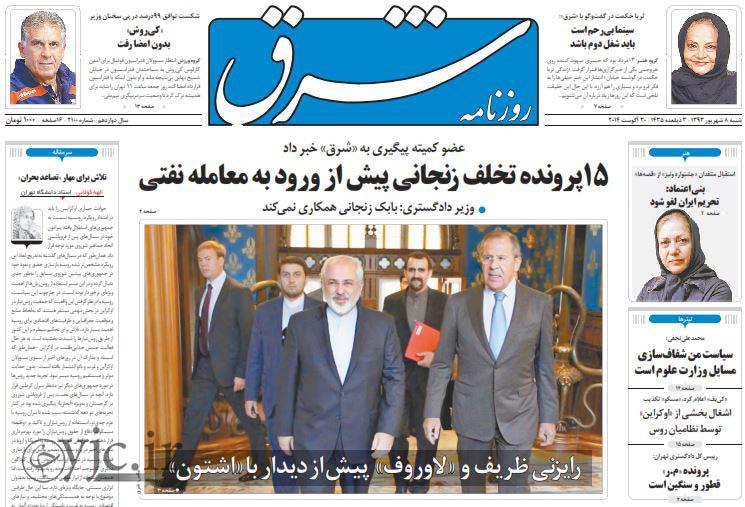 2550512 387 صفحه اول روزنامه های ورزشی، سیاسی و اقتصادی شنبه 8شهریور