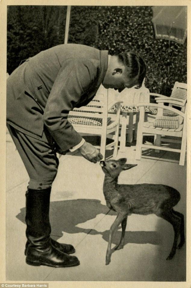 عکسهایی از هیتلر که تاکنون منتشر نشده بودند + تصاویر